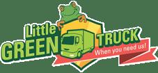 Little Green Truck Logo