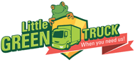 Little Green Truck Logo